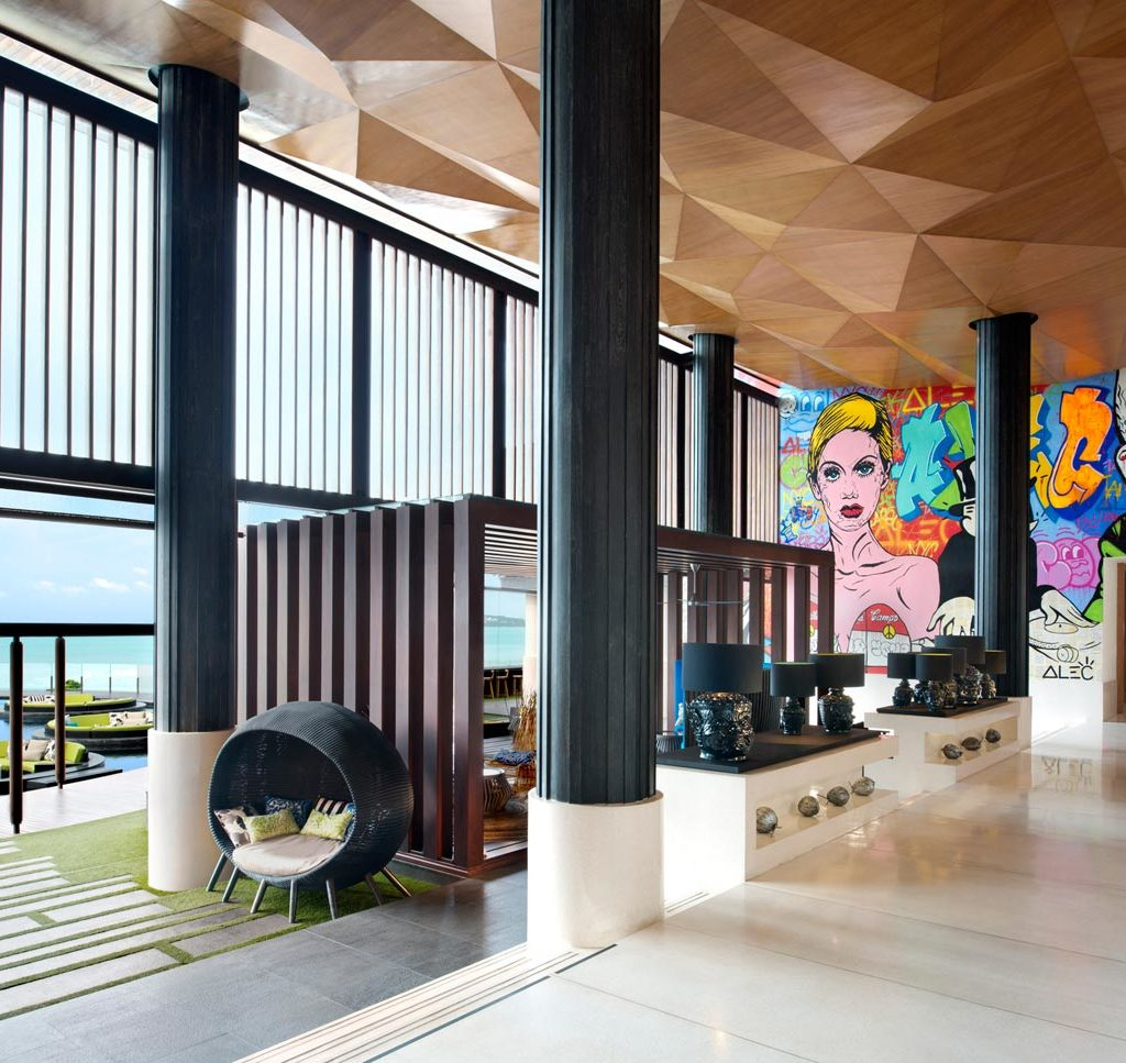 W Residences Vibrant Welcoming Exclusive